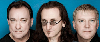 Rush: Neil, Geddy, Alex